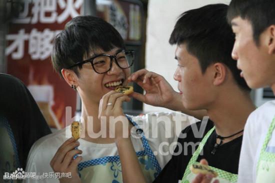 快乐男声华晨宇女友_