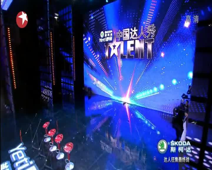 中国达人秀第五季第七期:阿吉太组合天籁美声 少数民