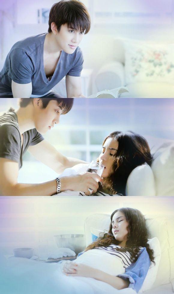 杀日韩版 男主mike被称EXO kris与冯绍峰综合体 英俊帅气外貌掀全图片