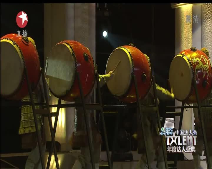 中国达人秀第五季达人盛典:尹素丽 柔术《