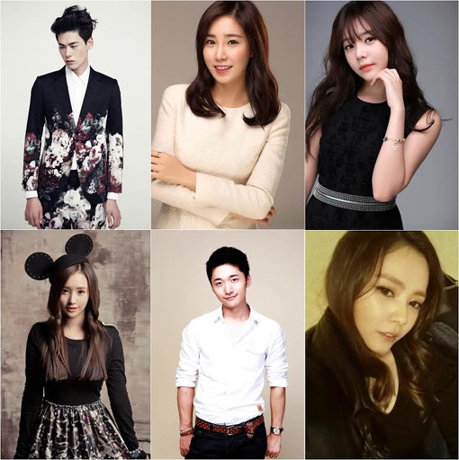 全新韩国综艺《Share House》将播 主播模特idol名人同住一个屋檐下尺度堪比《我们结婚了》 真人秀节目4月开播