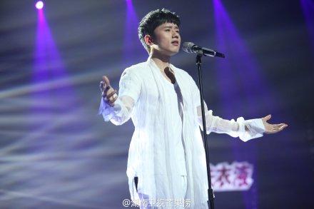 《我是歌手》第二季第九期邓紫棋《龙卷风》证