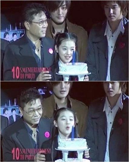 SHINee全面回归 2013SM家族演唱会EXO鹿晗f x 宋茜最受欢迎 SM成