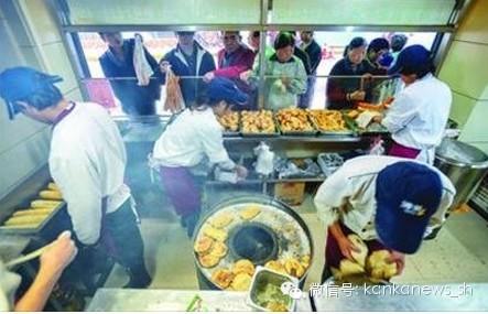 看懂上海:粢饭和粢饭糕 - 美人迟暮 - 美人迟暮,知足尔乐