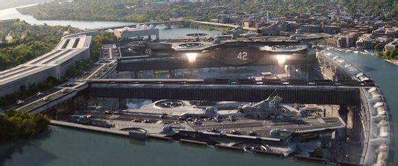 【组图】《美国队长2》票房火爆好评如潮 影迷