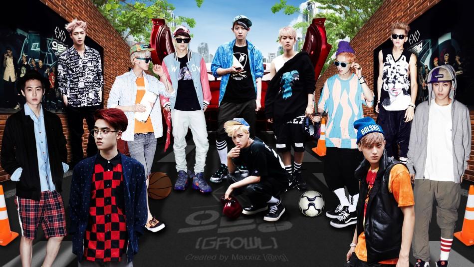 O《Overdose中》横扫各大榜单TOP10 MV上