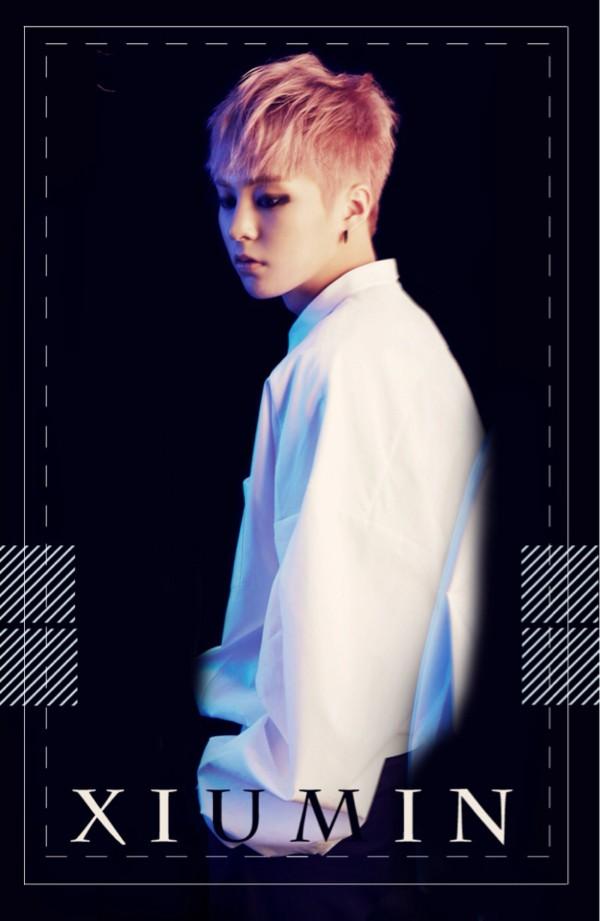 【组图】EXO新专辑《Overdose中》MV两大