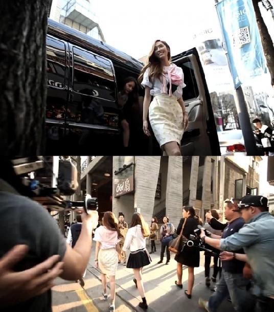 Jessica   f x  Krystal                              Jessica  amp  Krystal    Krystal Jessica Gif