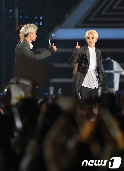 """2014梦想演唱会""""于6月7日在首尔市麻浦区首尔"""