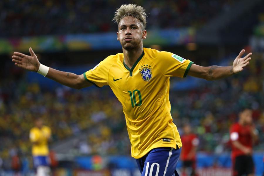 巴西世界杯小组赛数据流:C罗70射才中了仨 梅