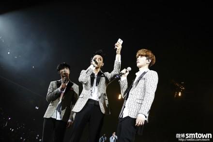 EXO上海演唱会2万粉丝召集盛况落幕 人气还将席卷长沙北京广州多地热度持续不减