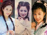 """【图】tvb女星最美古装照:""""双儿""""陈少霞如"""