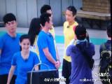 中国版《running man》杭州录制花絮:Angelab