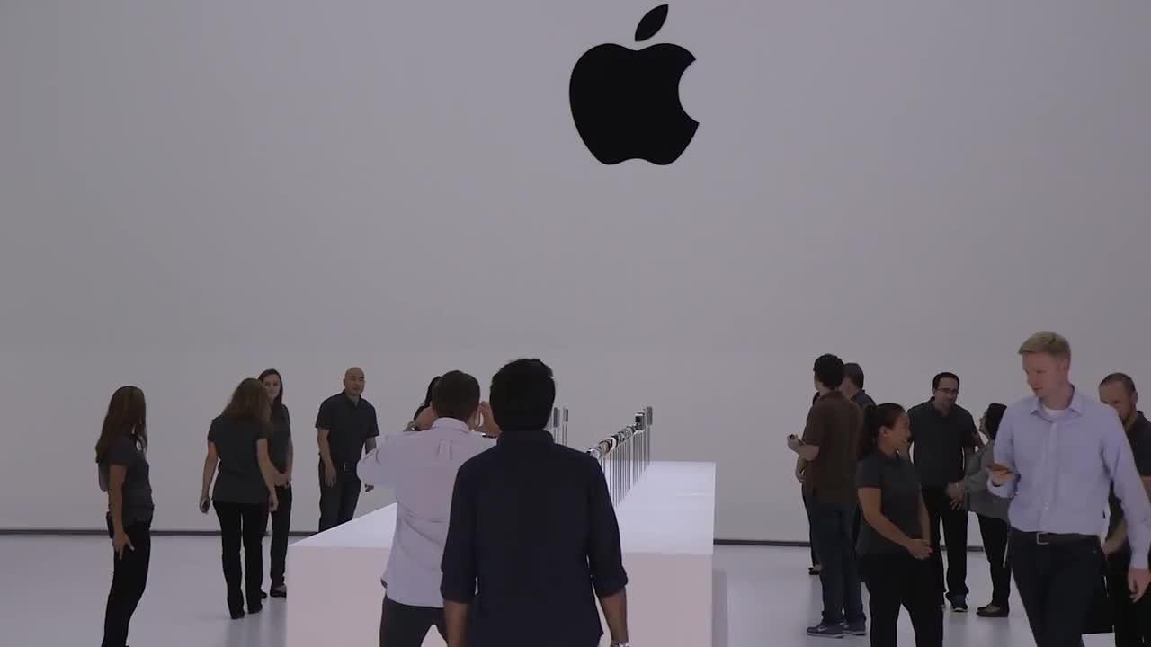 视频:苹果新款手表Apple Watch真机上手实测