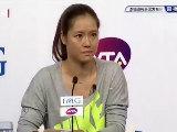 李娜退役新闻发布会答记者问实录:无遗憾!娜姐