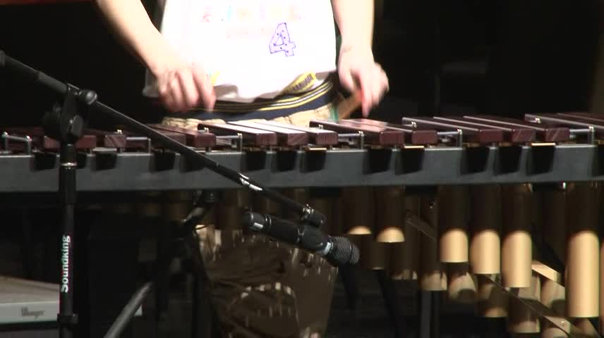 天使知音沙龙音乐会-马林巴+钢琴