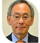 朱棣文        美国第12届能源部长