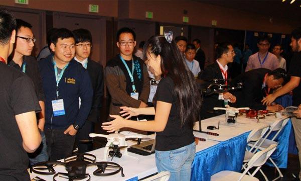 2014硅谷高创峰会现场设高科技交流展会
