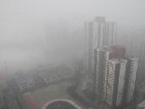 京津冀雾霾加重局地重度污染 冷空气来袭或驱霾