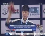 短池游泳世界杯北京站:霍斯祖独揽四金