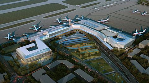 老机场 新改造