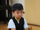 《一年级》最委屈一幕回放 陈学冬的泪激起