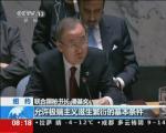安理会呼吁加强合作打击恐怖主义