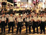 """香港严防占领者""""光复旺角"""" 警方已作最坏"""