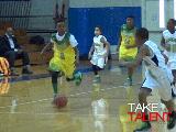 勒布朗詹姆斯儿子展现惊人篮球天赋【图】