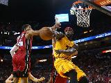 NBA圣诞大战热火vs骑士技术统计:韦德31+5+5