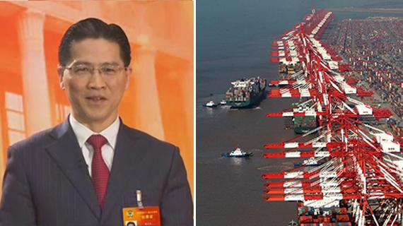 周汉民谈上海自贸区优势何在
