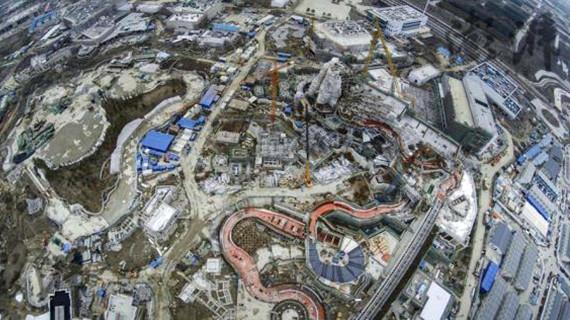 2015年上海市重大工程排定