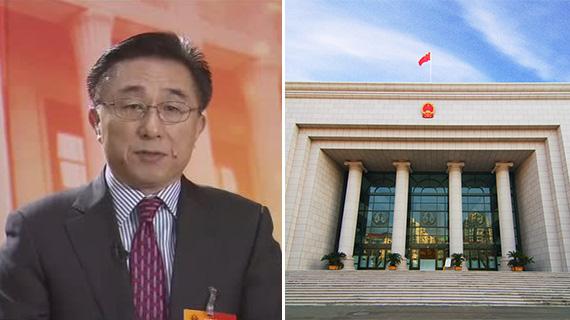 陈旭代表谈司法改革