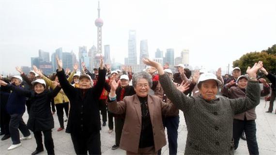 老年人口近三成 老龄化加深