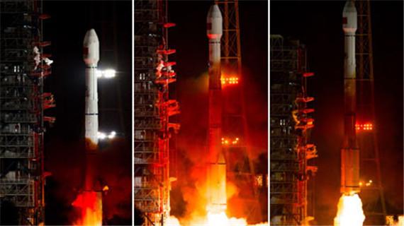 我国发射首颗新一代北斗卫星