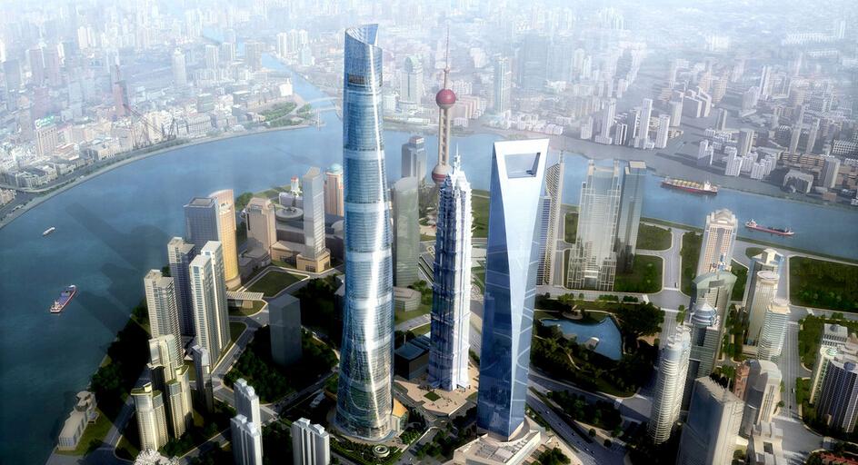 浦东开发开放25周年