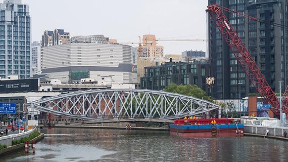 浙江路桥计划实施顶升平移