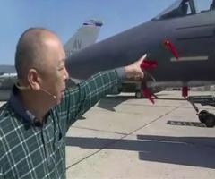 军事专家宋心之介绍F15E战斗机