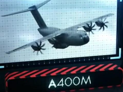 空客A400M运输机