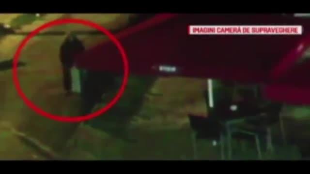 监控实拍女子深夜杀夫碎尸 尸体口袋丢弃路边