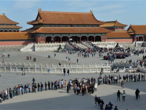 北京:清明上河图12日撤展 游客排13小时长队看展