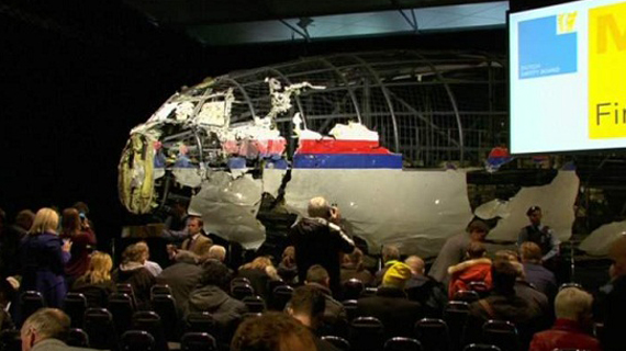 荷兰公布MH17调查最终报告