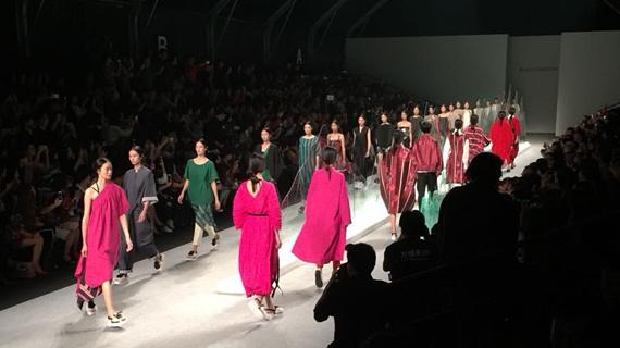 2016春夏上海时装周开秀