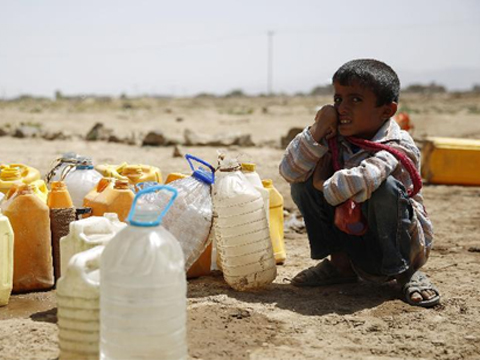国际消除贫困日:贫困、苦难与希望