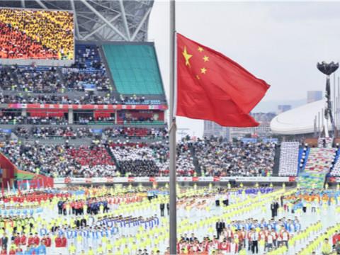 2015首届全国青年运动会福州开幕