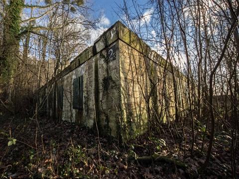 法国发现希特勒的神秘地堡 系为入侵英国所建