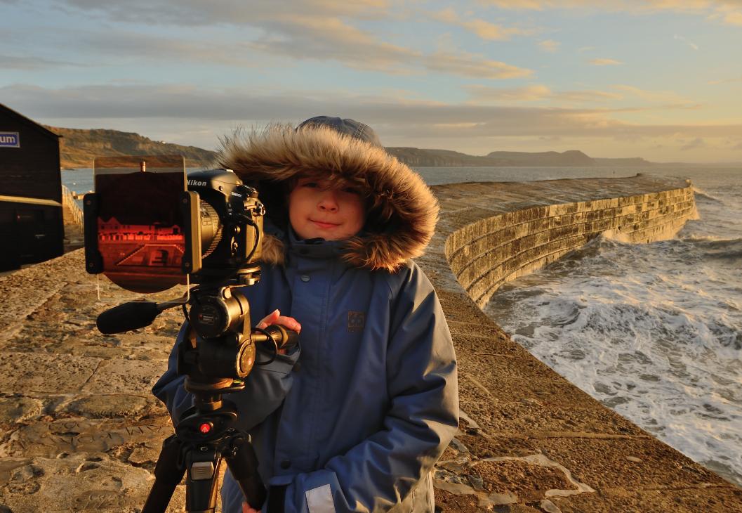 惊叹!英国8岁男童拍出大师级风光片