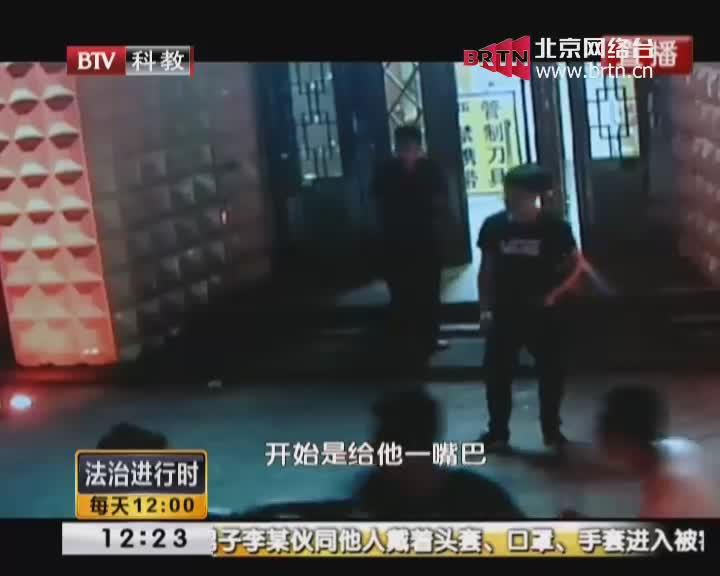 歌厅斗殴!男子酒醉吐口水得罪暴徒 被高脚踢倒身亡