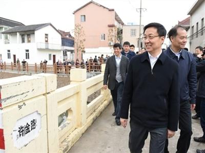 许浦村的变化