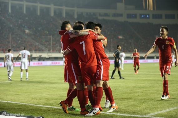 2018世界杯亚洲12强赛分组出炉 中国队9月1日客场首战韩国